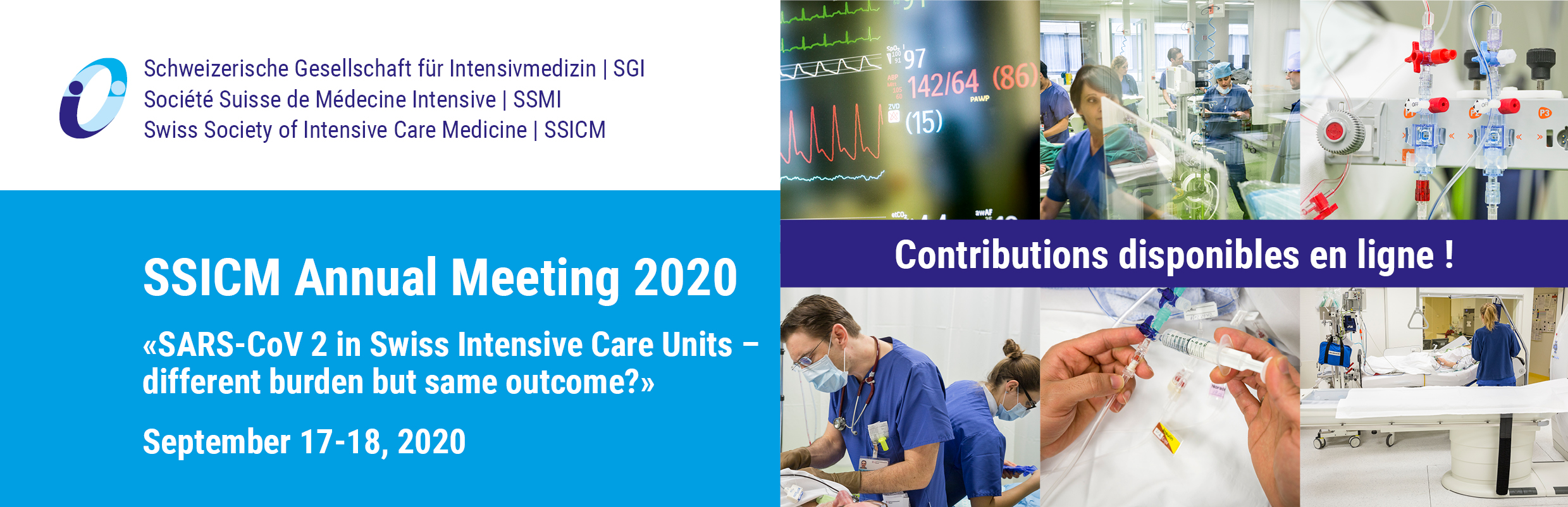 SSICM Annual Meeting 2020